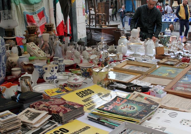 Antiekmarkten